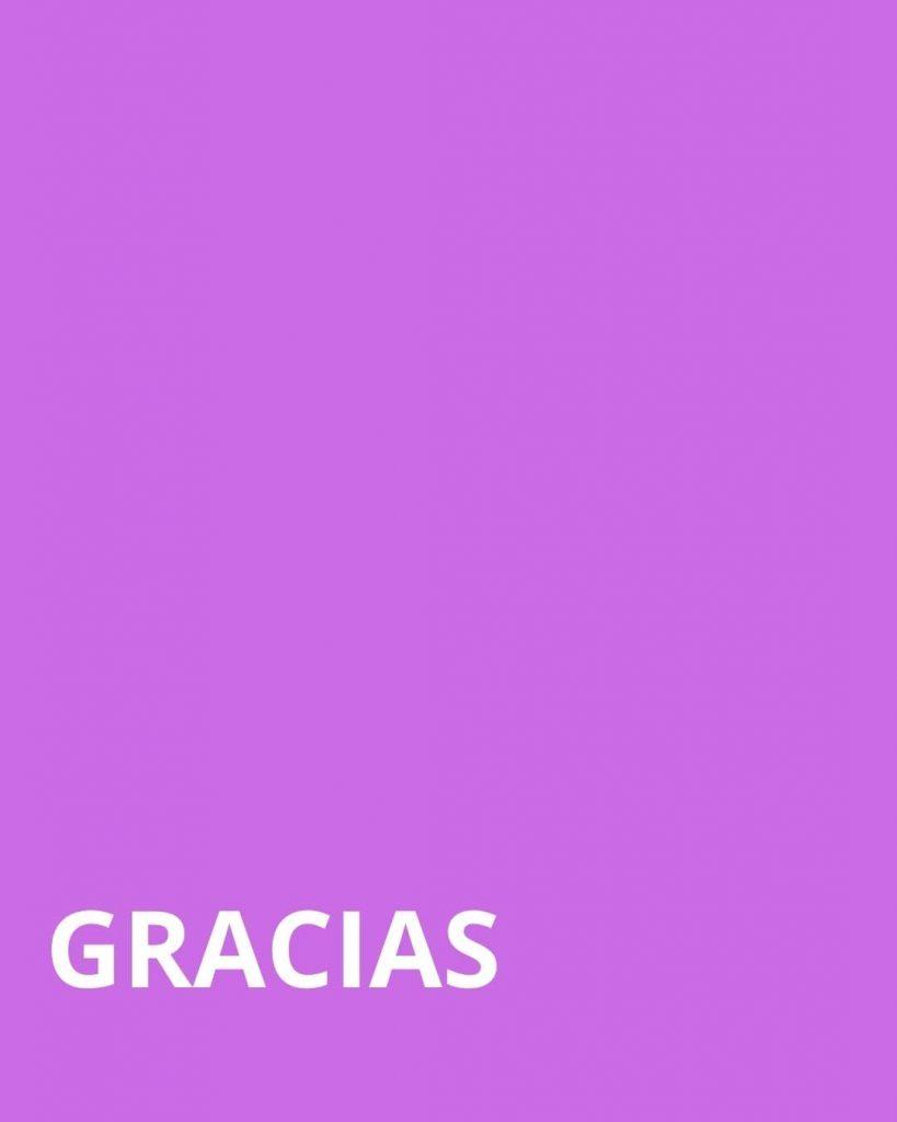 Gracias Color
