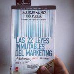 Las 22 Leyes inmutables de Marketing Portada