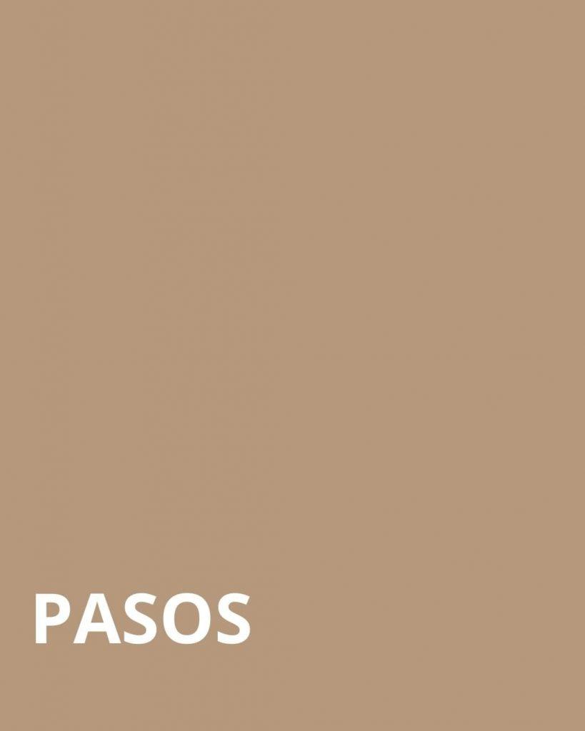 PASOS - COLOR